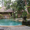 Beautiful pool at guesthouse in Bali