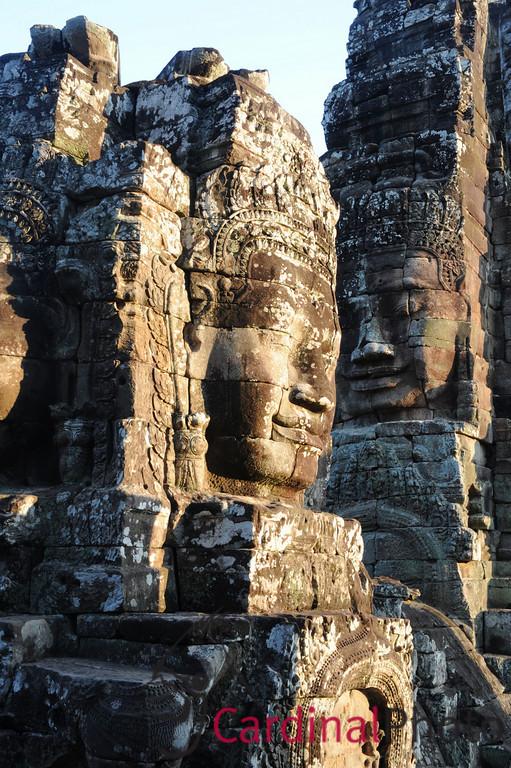 Bayon Angkor Thom Siem Reap Angkor Temple