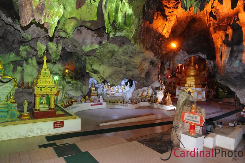 Pindaya Cave, Shan State, Kalaw Area, Myanmar