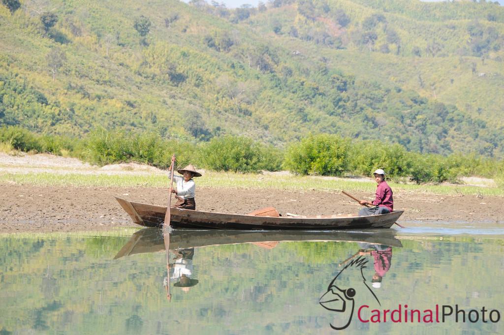 Mrauk U and Chin Villages, Rakhine Kingdom, Myanmar, Burma, Southeast Asia 1/ 1000s, at f/8 || E.Comp:0 || 82mm || WB: AUTO 0. || ISO: 560 || Tone:  || Sharp:  || Camera: NIKON D300on: 2009:01:10 12:05:40