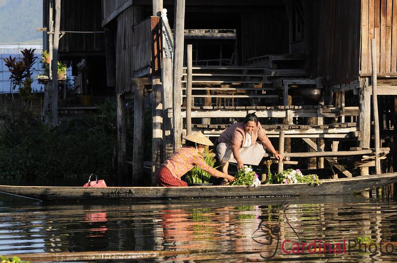 Inle Lake Area, Shan State, Myanmar