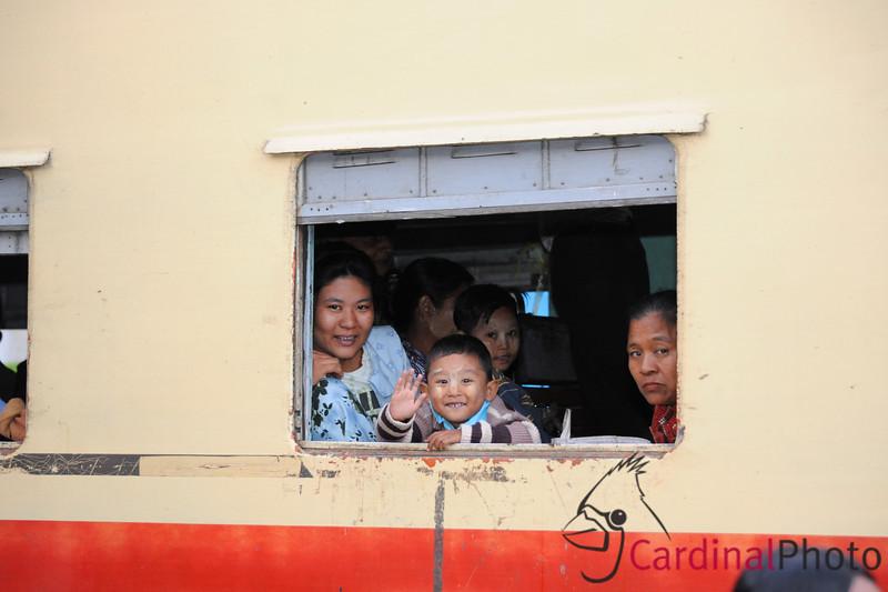 Shan State, Kalaw Area, Myanmar