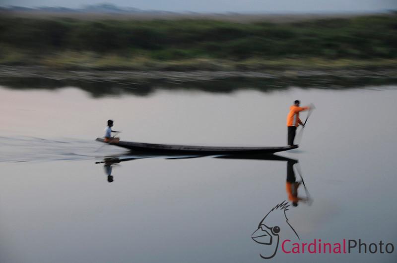 Inle Lake Area, Shan State, Myanmar (Burma), Southeast Asia 1/ 3s, at f/5.6 || E.Comp:0 || 60mm || WB: AUTO 0. || ISO: 800 || Tone:  || Sharp:  || Camera: NIKON D300on: 2009:01:13 18:00:00