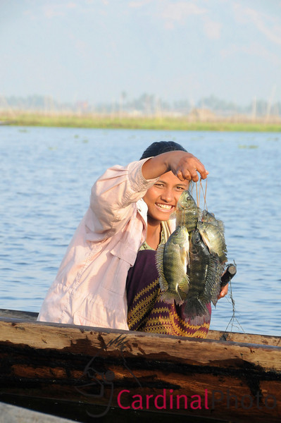 Inle Lake Area, Shan State, Myanmar (Burma), Southeast Asia 1/ 350s, at f/13 || E.Comp:-6 / 6 || 120mm || WB: AUTO 0. || ISO: 800 || Tone:  || Sharp:  || Camera: NIKON D300on: 2009:01:14 08:00:25