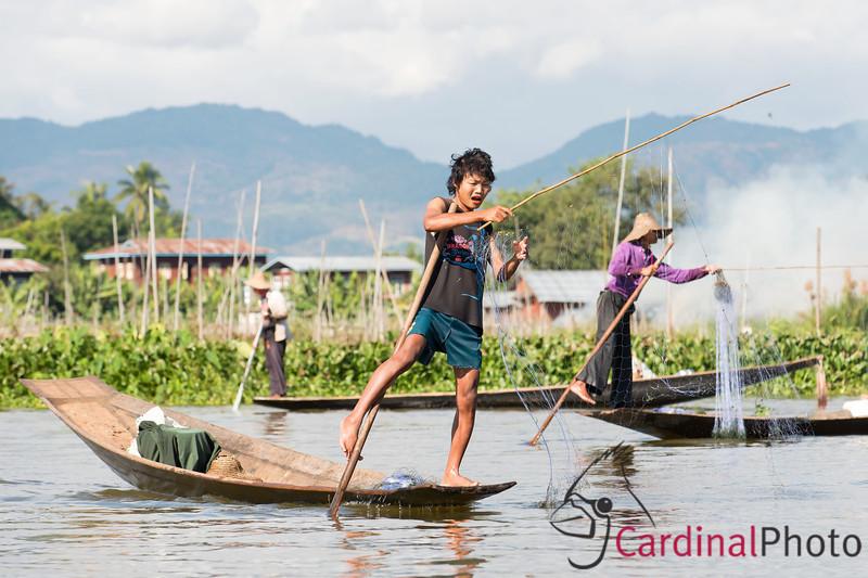 Shan Sate, Kalaw, Pindaya and Inle Lake Myanmar