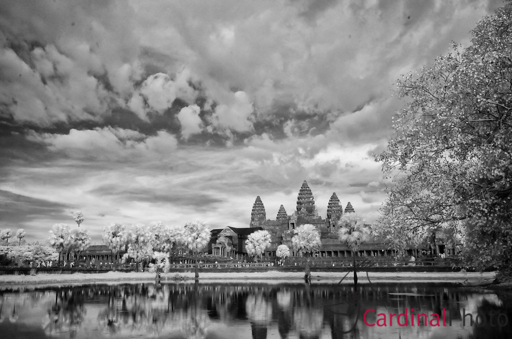 Siem Reap Angkor Temple Complex Cambodia