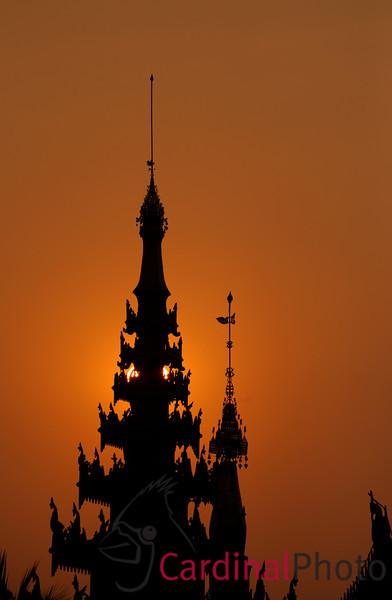 Myanmar January 2013