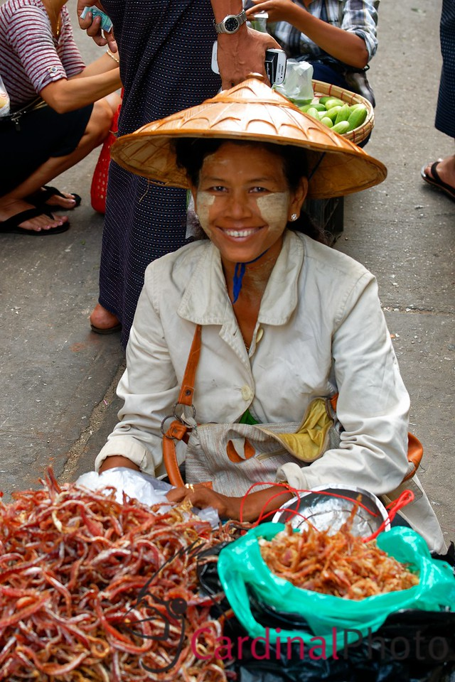 Yangon Chinatown Downtown and Jetty