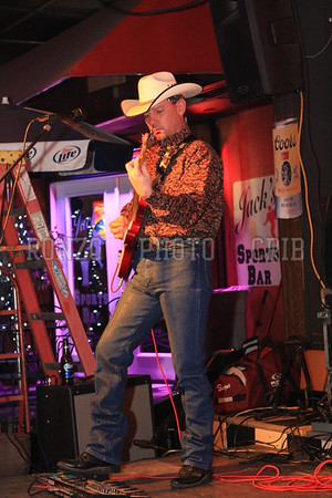 Thomas Martinez Band March 28th 2009 Live from Caesairs Coffeyville KS