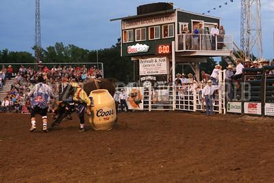 PRCA BULL RIDING 1 2012-0814-042