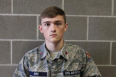 (C)  Kirk, Cadet Amn Logan