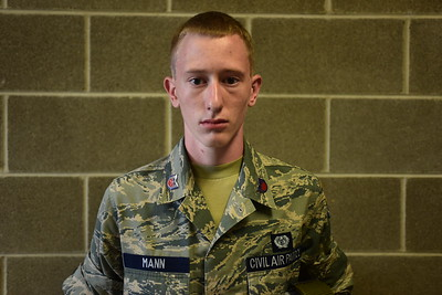 (C) Mann, Cadet TSgt Ethan