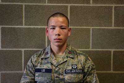 (C) Lee, Cadet SSgt John