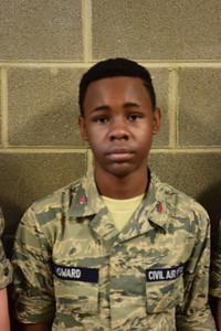 (C) Howard, Cadet Amn J'Ante