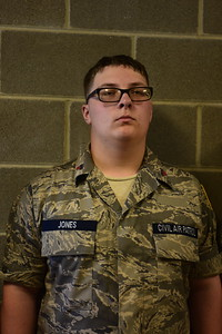 (C) Jones, Cadet A1C Austin