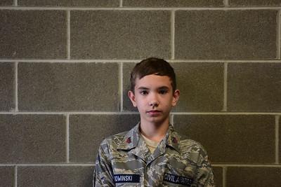 (G) Okowinski, Cadet SrA  Colton-David