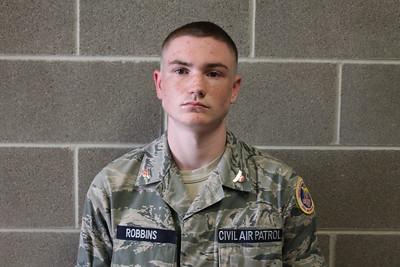 (G) Robbins, Cadet A1C Marty (Jr )