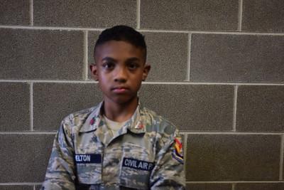 (G) Shelton, Cadet Amn Bryan