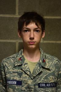 (G) Sanborn, Cadet A1C Joshua