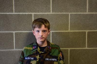 (G) Valentine, Cadet SMSgt Max