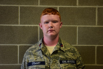 (G) Stewart, Cadet MSgt Parker