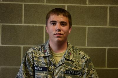 (G) Roach, Cadet A1C Thomas
