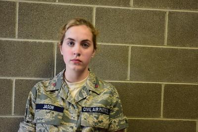 (D) Jason, Cadet Amn Elizabeth
