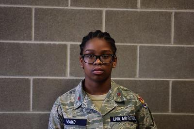 (D) Ward, Cadet Amn Ally