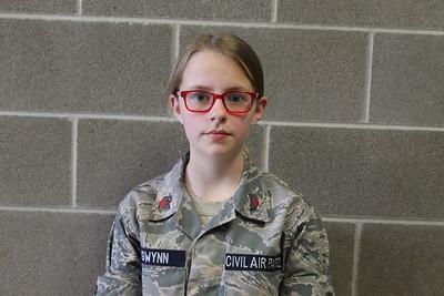 (D) O'Gwynn, Cadet SSgt Evie