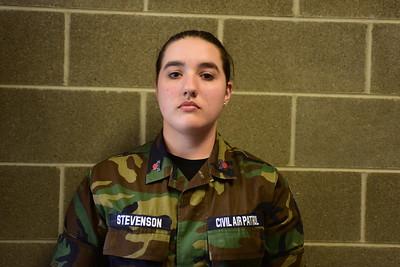 (D) Stevenson, Cadet A1C Amanda
