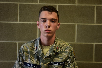 (E) Grantham, Cadet Amn Nataniel