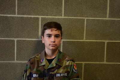 (E) Grey, Cadet MSgt Joshua