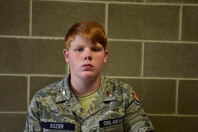 (E) Dozier, Cadet Amn Kaleb