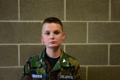 (E) Goodwin, Cadet A1C Ian