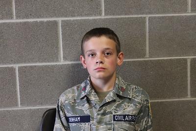 (E) Denham, Cadet SSgt Patrick