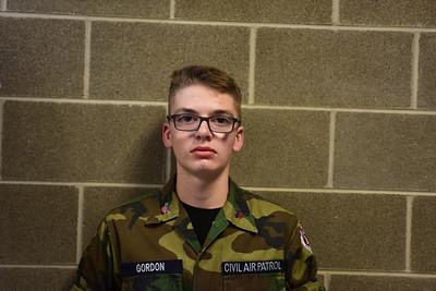 (E) Gordon, Cadet A1C Jacob