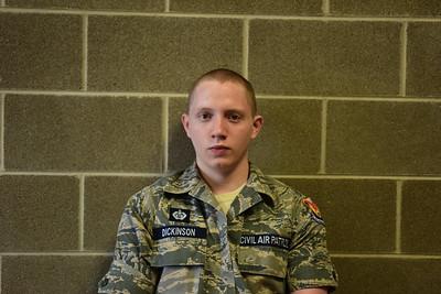 (E) Dickinson, Cadet SrA  Brett