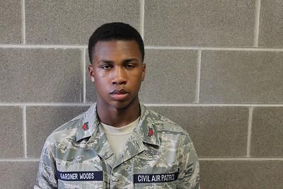 (E) Gardner Woods, Cadet SrA Joshua