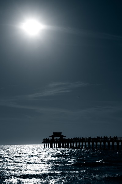 Pier; Naples; Florida; USA