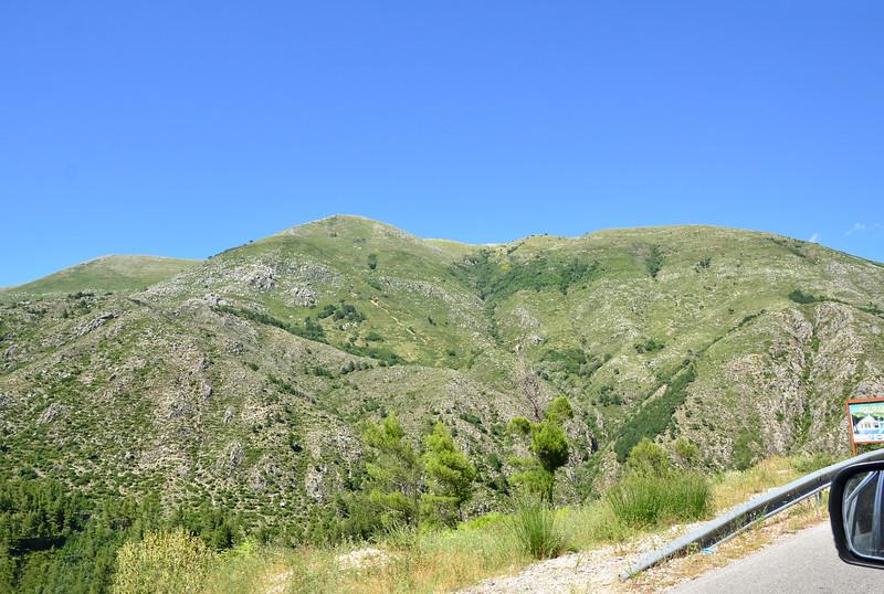 Road to Dhërmi