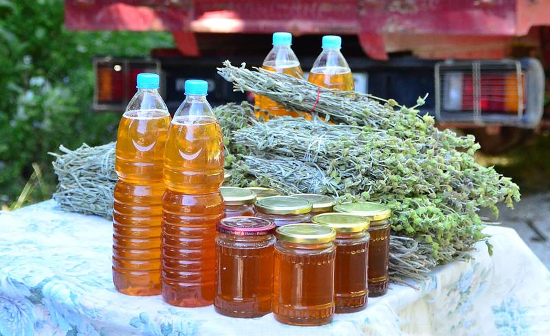 Road to Dhërmi - Honey
