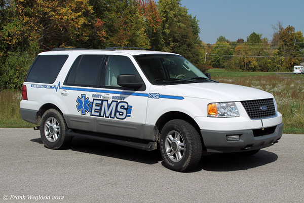 Former Medic 1 (2362) - 2003 Ford Expedition