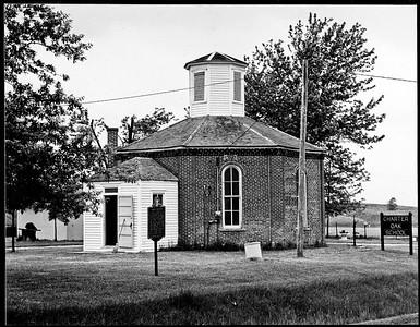 Charter Oak School 1873