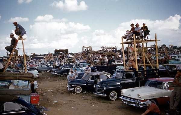 Southern 500 - Darlington 1956