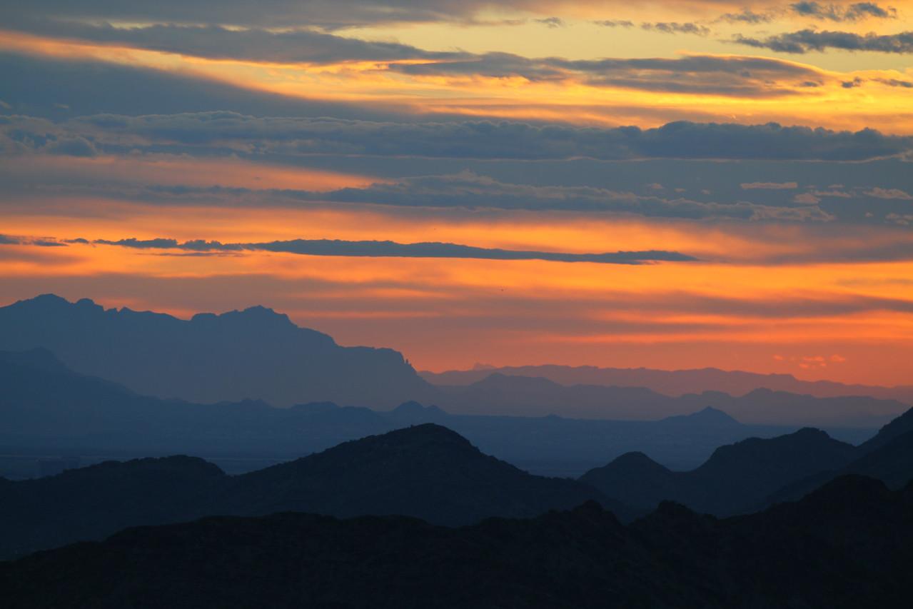 Shades of Dawn