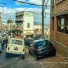 In the streets of Antananarivo, Madagascar