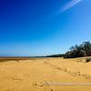Pristine beach at Pointe Milikoka, near Manombo, Madagascar