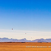 Early morning hot air baloon ride over the Namib Naukluft Park, Namibia