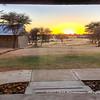 Sunset at Otjiwa Safari Lodge, Namibia