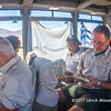 Passing time in the bus on our way to Swakopmund, Namibia